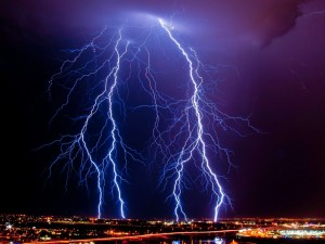 Lightning Predicted to Increase by 50% by 2050- Oil and Gas Companies under High Alert!