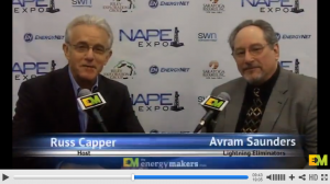 CEO Avram Saunders Talks Lightning Protection on EnergyMakers TV