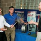 Photo courtesy of Boulder County Business Review - Pictured Joe Lanzoni, Peter Carpenter and Lee Howard with Spline Ball Ionizer