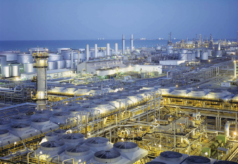 Takreer_refineries use LEC lightning protection
