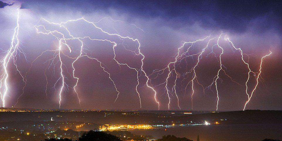 Lightning Increasing, Lightning Education, Lightning strikes, lightning protection, lightning education