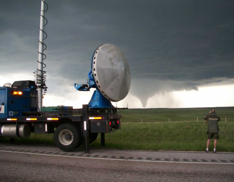 Lightning Protection: Chasing the Storm...