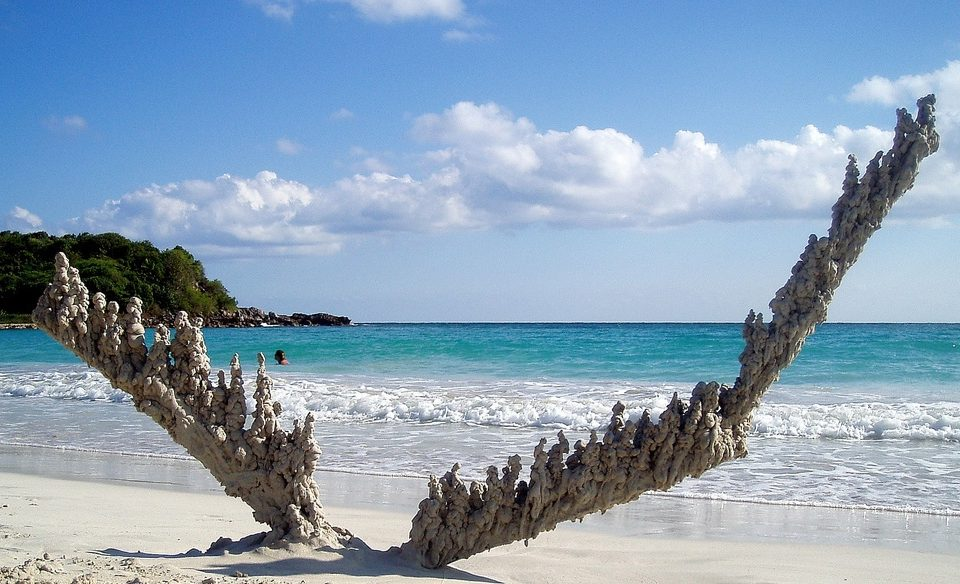 Lightning striking beach, Fulgurites, Lightning Safety