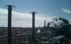 Lightning Protection - Texas (Petrochemical Plant)