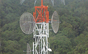 Lightning Protection - Papua New Guinea (Communication Tower)
