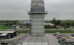Lightning Protection - Michigan (Power Plant)