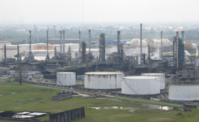 Lightning Protection - Nigeria (Refinery)