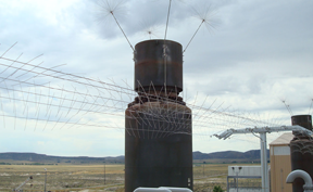 Lightning Protection - Wyoming (Gas Compressor Station)