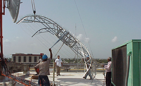 Lightning Protection - Dominican Republic (Cellular Site)