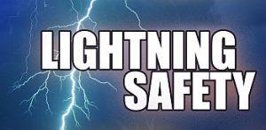 Grounding Rod For Lightning Safety