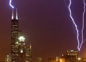 Lightning Damage protection