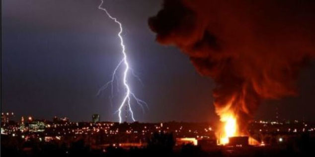 Lightning Damage Can Cause An Industry To Shut Down! Find Out How