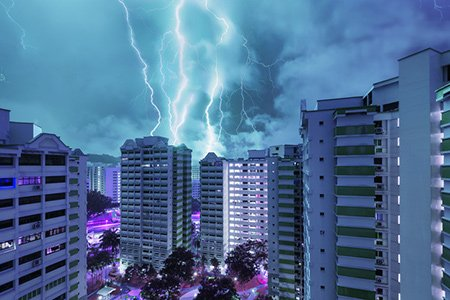 The Most Effective Lightning Protection Design & Turnkey Solution