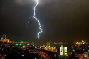 Lightning Surge Protection Device